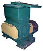 Услуги по дроблению твердых полимерных отходов